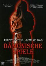 Puppet Master vs. Demonic Toys (Horror Kult UNCUT ) Vanessa Angel, Corey Feldman