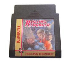 ROLLING THUNDER ORIGINAL CLASSIC NINTENDO GAME NES HQ
