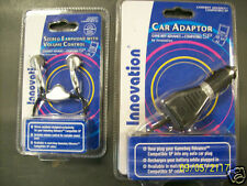 Nintendo Gameboy GBA DS Gameboy SP Car Adaptor Charger Headphone Earbud Adapter