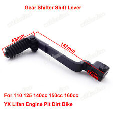 Gear Shifter Shift Lever For 110 125 140cc 150cc 160cc YX Lifan Engine Pit Bike