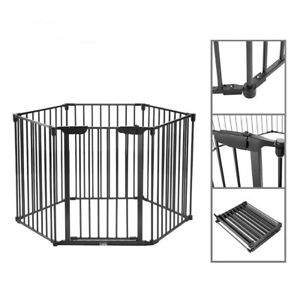 Pet Trex 83-Dt5280 2184 40 In. Dog Pet Exercise Play Pen - Large & Small
