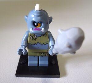 Lego Minifigure Series 13  #15 of 16 Lady Cyclops Built w/Instructions Mini Fig