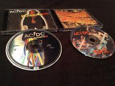 SALE $89 AC/DC COLLECTOR CD PART SET TNT POWERAGE ALBERT MADE IN AUSTRALIA 1995