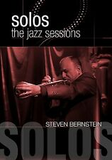 DVD:STEVEN BERNSTEIN - JAZZ SESSIONS - NEW Region 2 UK