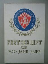 Festschrift zur 700-Jahr-Feier Priv. Unif. Bürgerkorps der Stadt Hallein 1979
