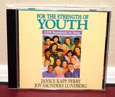 For the Strength of Youth LDS Standards in Song Music CD Mormon Janice Perry