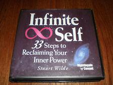 STUART WILDE Infinite Self - 33 Steps to Reclaiming Your Inner Power (6 CD SET)