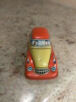 Vintage Tin Car Western Germany
