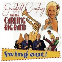 GUNHILD CARLING & THE CARLING BIG BAND - SWING OUT!  CD NEW!