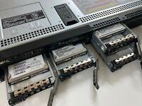 Dell R620 2x E5-2640 + 96Gb + 4x600Gb SAS 10K + H310 + 4x Caddy + 4x1Gb Serv