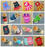 Various Puppy Summer Spring Small Dog Cat Pet Clothes Dress Vest T Shirt Apparel