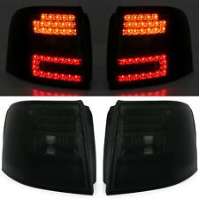 LED Rückleuchten Set für Audi A6 C5 Avant 98-05 Kombi links rechts Schwarz