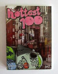 TRIPLE J HOTTEST 100 - The Hottest Videos For 2003 (DVD, ABC) All Region