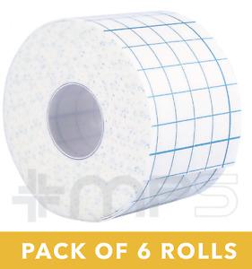 NEW FlexiFit Retention Underwrap Bandage | 5cm x 10m - Hypafix, Mefix - 6 PACK