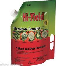 Hi-Yield 4# Treflan Grass & Weed Preventer Killer Granules 22742