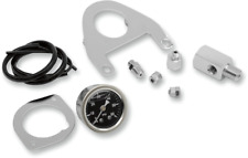 Drag Specialties 2212-0427 Oil Pressure Gauge Kit