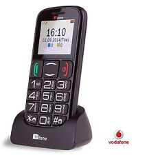 TTfone Mercury 2 Vodafone Pay as you go  Big Button Basic Senior Mobile Simple