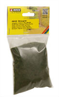 Noch 08322,(100g/Eur.12,95)-Streugras 20g olivegrün-2,5mm, gedeckte Farben, GMK