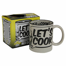 Breaking Bad Mug Let's Cook Coffee Tea Cup Funny Gift Idea for him or her
