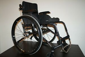 Low weight active wheelchair Panthera S3 Large (used but mint condition)