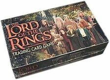 LOTR Lord of the Rings TCG CCG: Fellowship of the Ring booster box decipher New
