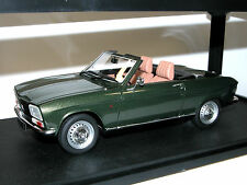 CULT Scale Models CML013,1973 Peugeot 304 S Cabriolet green metallic,1/18, Resin