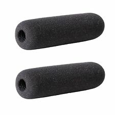 "Movo F14 Foam Windscreen for Azden Shotgun Microphones up to 8cm/3.1"" (2 PACK)"