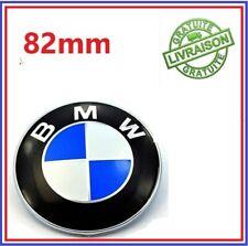Emblème BMW Logo insigne 82mm capot coffre OEM 51148132375 M3 E46 E90 E39 E60 X5