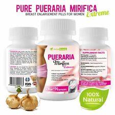 Pueraria Mirifica Breast Enhancement Pills – 100% Natural Herbal Vaginal Health