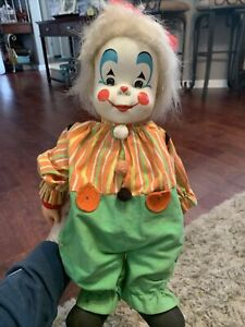 1965 Patootie Clown Doll Great Condition! Super Cute! RARE