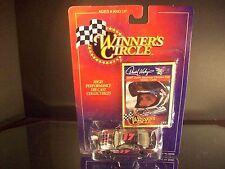 Rare Darrell Waltrip #17 Western Auto Parts America 1997 Chrome 25th Anniversary