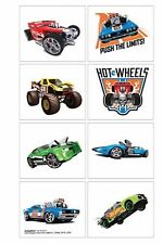 Hot Wheels Tattoos - Hot Wheels Birthday Party - Favours and Loot Ideas - Cars