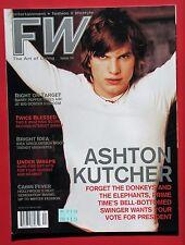 FW Magazine - Issue 24 - Ashton Kutcher - MINT