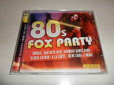 CD various - 80s Fox Fête
