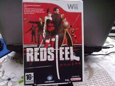 JEU WII - RED STEEL
