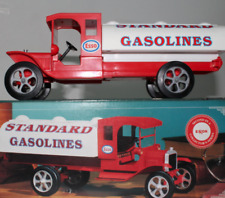 EXXON TANKER 'STANDARD GASOLINE' TRUCK BANK LIMITED EDITION by ERTL