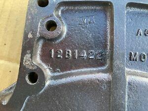 Rear Engine to Gearbox Plate #5 Part # 12B1422  believed MOWOG, Austin, Leyland
