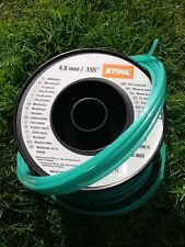 Genuine Stihl 4mm Heavy Duty Strimmer Line Cord String Wire  - 10 Metres