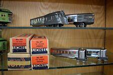 Lionel O Gauge 616W Flying Yankee with 617, 617 & 618 EX-LN OB Super Sharp!