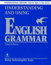 Understanding and Using English Grammar without Answer Key (Blue), International