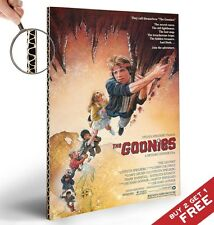 The Goonies Classic Movie Poster * GLOSSY PHOTO PRINT PICTURE A4 * Vintage Retro