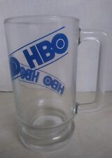 Vintage HBO Cable TV Television Mug Cup Large
