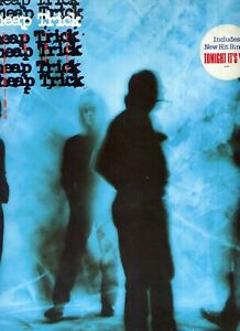 CHEAP TRICK -  Standing on the edge - LP (33 TOURS) - Stamped Discothèque RTL
