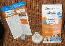 ThunderEase Insanely Calm Calming Pheromone Diffuser Kit 30 day Expire 09/2020