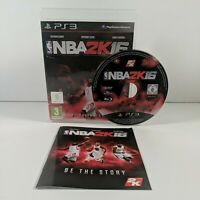 NBA 2K16 - Sony PlayStation 3 (PS3) - PAL - Complete - Free P&P