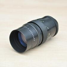 PENTACON 4/200 Gewinde M42 Objektiv 200mm Linse Teleobjektiv Made in USSR