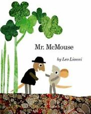 Mr. McMouse by Leo Lionni (1992, Hardcover)