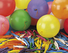 50 COLORFUL Rubber Punch Balls BALLOONS Birthday Party Favors TOYS PRIZE