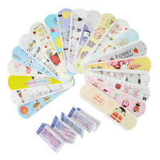 100pcs Cute Cartoon Wound Band-Aid Variety Patterns Bandages For Kids Childre M