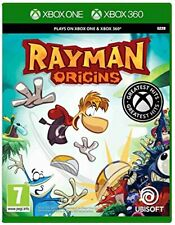 Rayman Origins Classics (Xbox 360)/ Xbox ONE NEW SEALED